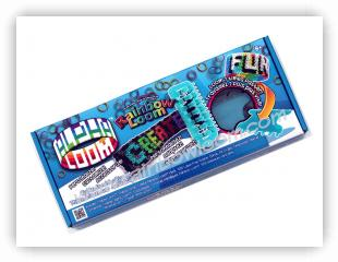 Rainbow Loom Patterns - Alpha Loom Kit loom-kits
