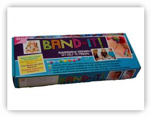 Rainbow Loom Patterns - Band-It loom-kits