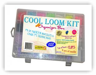 Rainbow Loom Patterns - Cool Loom Kit loom-kits