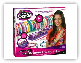 Rainbow Loom Patterns - Cra-Z-Loom or CrazyLoom loom-kits