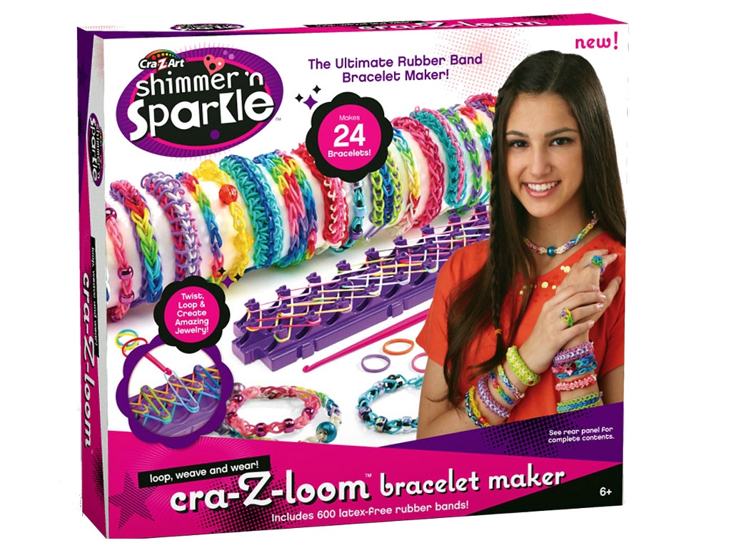 Cra-Z-Loom or CrazyLoom