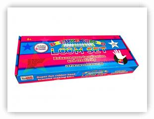 Rainbow Loom Patterns - Deluxe Combo Loom loom-kits
