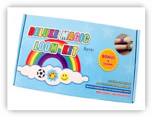 Rainbow Loom Patterns - Deluxe Magic Loom loom-kits