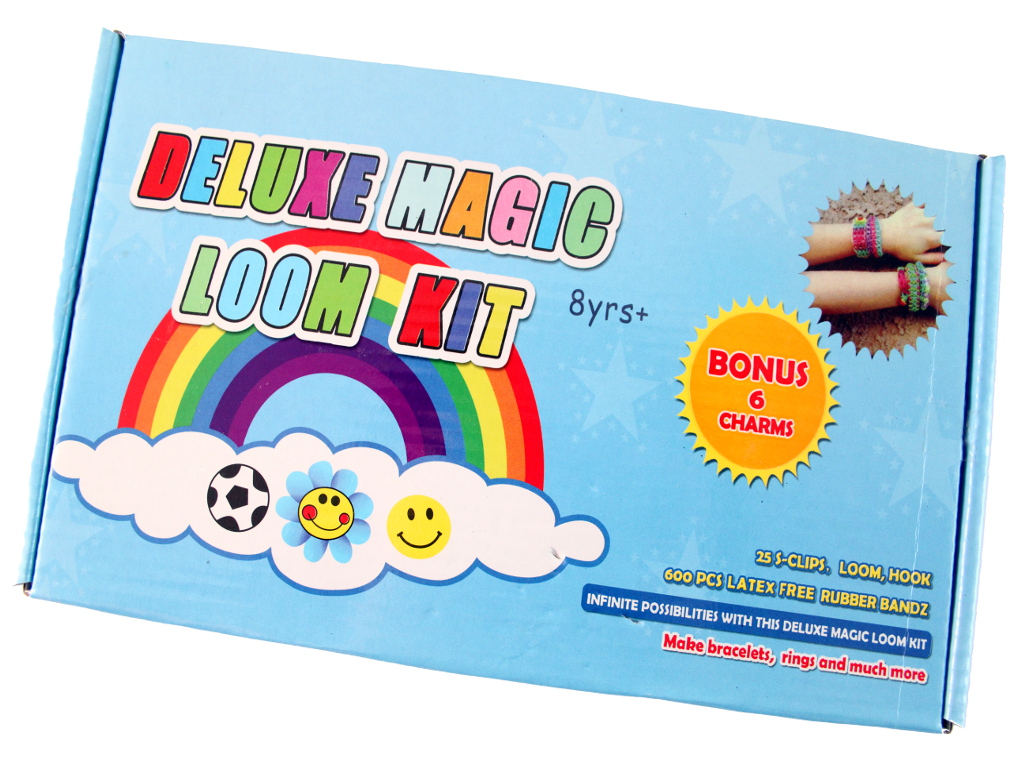 Deluxe Magic Loom