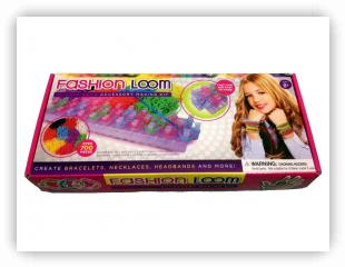 Rainbow Loom Patterns - Fashion Loom loom-kits
