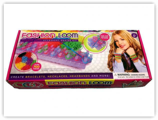 Rainbow Loom Patterns - Fashion Loom