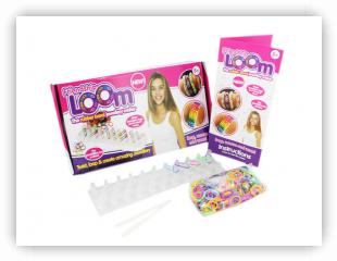Rainbow Loom Patterns - Friendship Loom loom-kits
