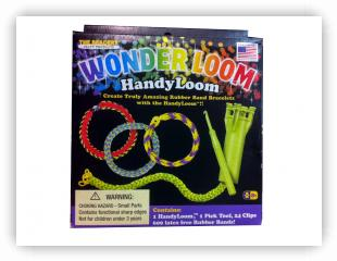 Rainbow Loom Patterns - HandyLoom loom-kits