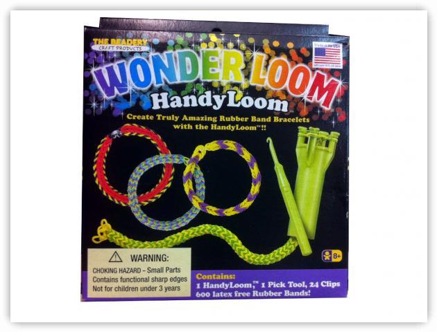 Rainbow Loom Patterns - HandyLoom