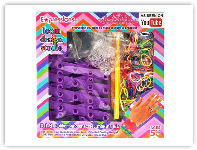Rainbow Loom Patterns - Loom Design Studio