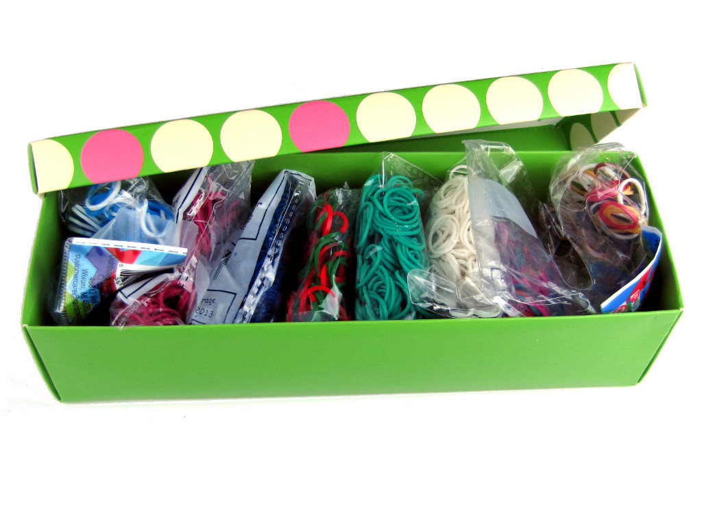 LOOM STORAGE CASE 3