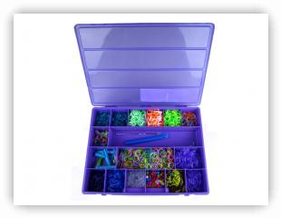 Storage Cases and Containers for your Loom Elastics Bands and
