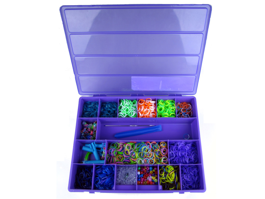 Full Screen Image of the loom-storage-case-6 | Rainbow Loom Patterns