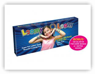 Rainbow Loom Patterns - Loomy Loom loom-kits