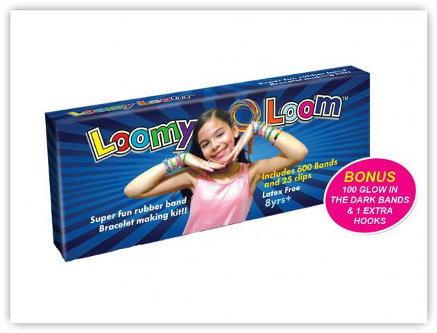 Rainbow Loom Patterns - Loomy Loom