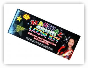 Rainbow Loom Patterns - Magical Loom loom-kits