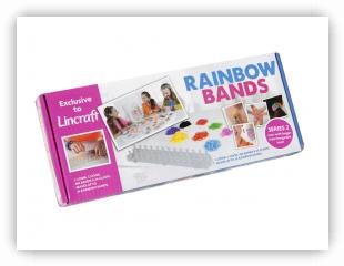 Rainbow Loom Patterns - Rainbow Bands loom-kits
