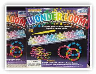 Rainbow Loom Patterns - Wonder Loom loom-kits