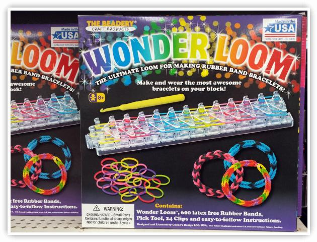 Rainbow Loom Patterns - Wonder Loom